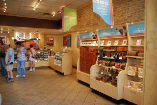 Rocky Mountain Chocolate Factory Interior